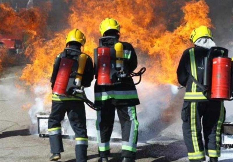 139506311256146808713214 انجام ۱۶۴۳ عملیات آتشسوزی و امداد و نجات در کرمانشاه