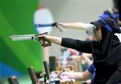 تیراندازی معلولان قهرمانی جهان| جوانمردی چهارم شد، زمانی هفتم