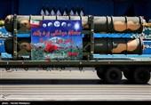 ما هی المعدات التی عرضت فی الیوم الوطنی للجیش الإیرانی+ صور