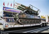 چه تجهیزاتی در رژه روز ارتش به نمایش درآمدند + اسامی و تصاویر