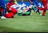 بیرانوند: اگر تیم ملی برای تاج اهمیت دارد پول ما را از باشگاه نفت بگیرد