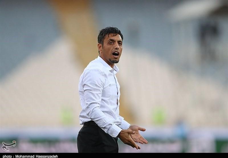 سرمربی ماشینسازی تبریز در نشست خبری بعد از بازی حاضر نشد