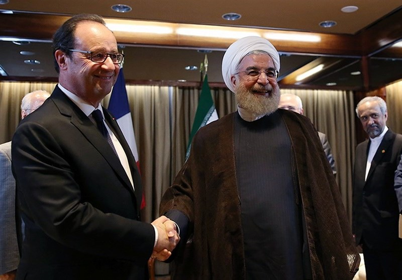 Iran Ready to Cooperate with Europe against Terrorism: President