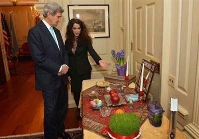زن امنیتی فارس زبان کاخ سفید کیست ؟