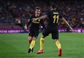 بارسلونا هم متوقف شد/ اتلتیکو یک امتیاز شیرین به دست آورد