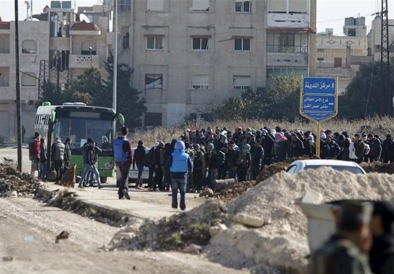 Humus'tan 3. Terörist Kafile De Çıkarıldı