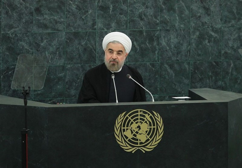 Iran President to Address 75th Session of UNGA Remotely