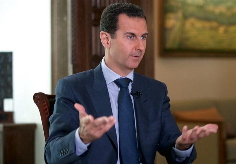 لماذا الغرب اعلن الحرب على بشار الاسد؟