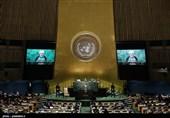 سخنرانی رییس جمهور در هفتاد و یکمین مجمع عمومی سازمان ملل