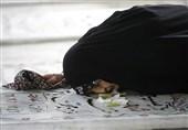 قزوین| مادر شهیدان فخاری به فرزندان شهیدش پیوست