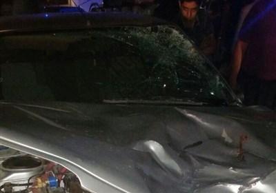 شوتی های جاده جاده مرگبار اصفهان باز هم حادثه آفرید+ عکس | بویر نیوز