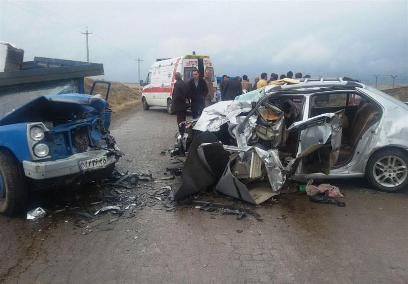 تصادفات فوتی راههای روستایی استان لرستان 130 درصد افزایش یافت