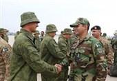 روسی فوج کے دستے کی پاکستان آمد + تصویری جھلکیاں