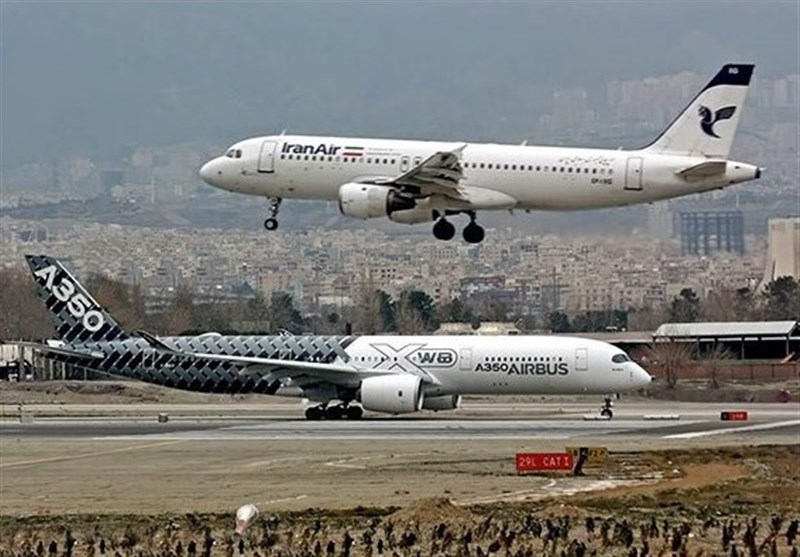 Iran, Airbus to Cooperate in Building Aircraft Parts: Official