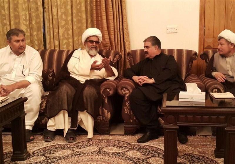 وزیر اعلیٰ بلوچستان کی زائرین کے مسائل کو حل کرنے میں مکمل تعاون کی یقین دہانی + تصاویر