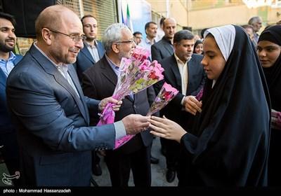 آغاز سال تحصیلی 96- 95 با حضور شهردار تهران