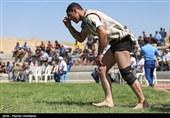 مسابقات کشتی چوخه - خراسان شمالی