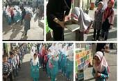 بوی ماه مهر؛ دستور ثبتنام کودکان مهاجر افغانستانی و ادامه حیات مدارس غیردولتی مهاجرین + تصاویر