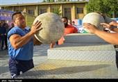 دومین دوره مسابقات قوی ترین مردان ایران - کردستان