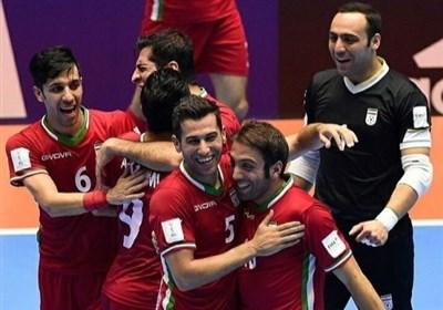 صعود ایران به نیمه نهایی با شکست پاراگوئه