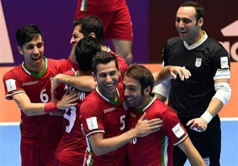 Iran Seizes Late Winner against Paraguay at Futsal World Cup Quarterfinal