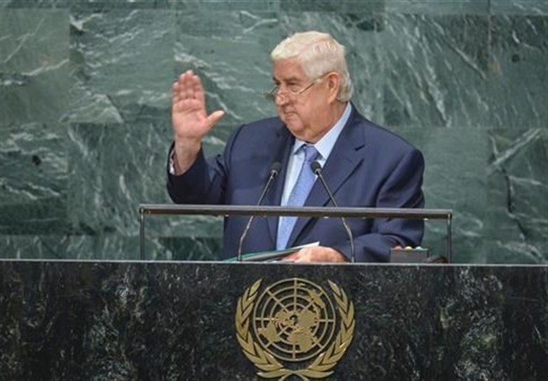 Syria Making 'Great Strides' in War: FM Muallem