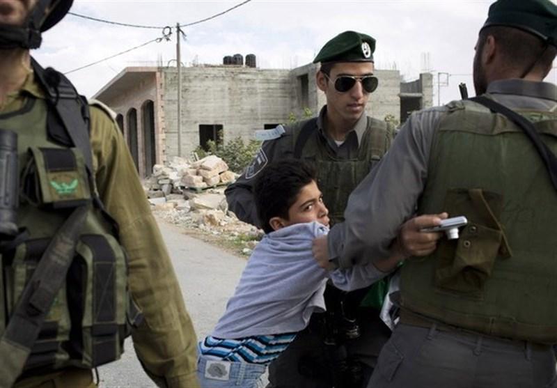 Siyonist Rejim 3 Ayda 300 Filistinli Çocuğu Tutukladı