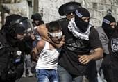 بازداشت 509 فلسطینی توسط رژیم صهیونیستی در ماه مارس