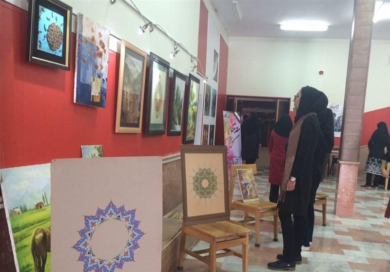 جای خالی نمایشگاه و فروشگاه دایمی آثار هنری در استان اردبیل محسوس است