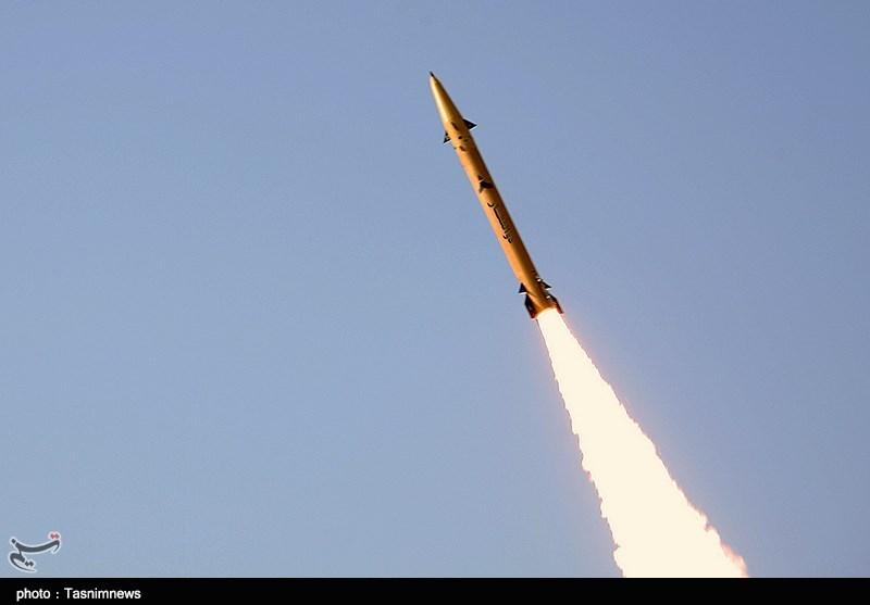 افتتاح خط تولید موشک ذوالفقار نخستین موشک سوخت جامد نقطه زن با برد 700 کیلومتر