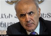 نشست خبری سفیر ارمنستان در تهران