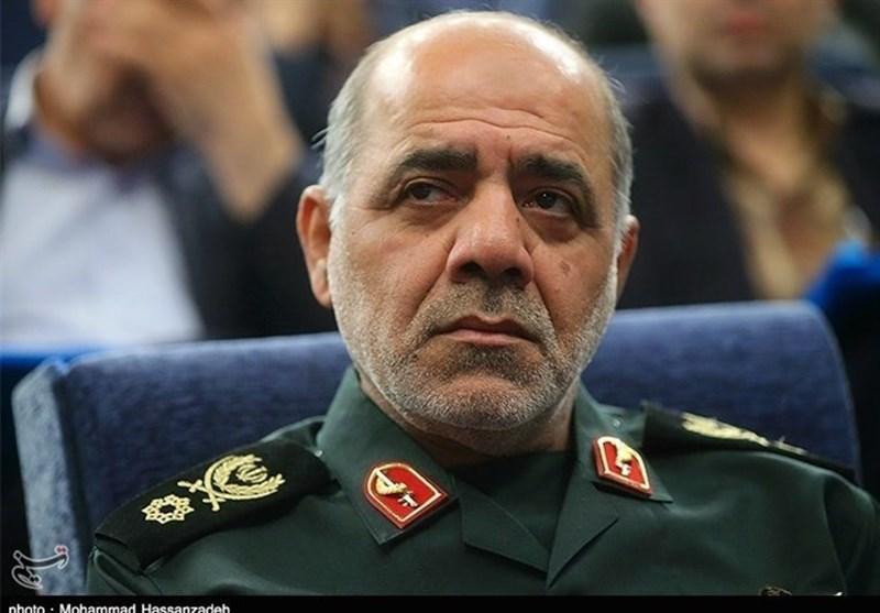 معاون ستادکل نیروهای مسلح در رشت: موشکهای ایرانی به آمریکاییها فرصت تحرک نمیدهد