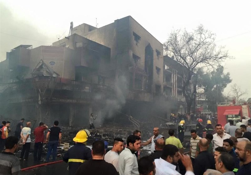 Suicide Bombings Kill at least 10 in Baghdad: Officials