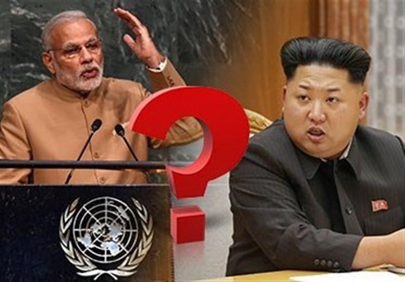 بھارت کے شمالی کوریا کے سائنسدانوں کو تربیت دینے کا انکشاف