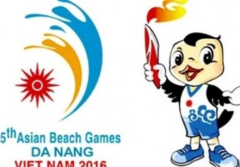 Naderi Wins Iran's Sixth Gold Medal at Asian Beach Games
