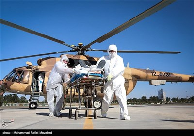 Iran Holds Radiation Defense Drill