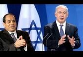 نتانیاهو السیسی