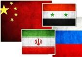 ایرانی: ایران و چین دیدگاههای همسویی دربارۀ سوریه دارند