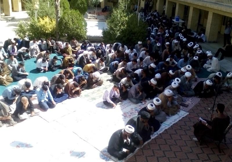 تجمع اعتراض آمیز طلاب در برگزاری کنسرت