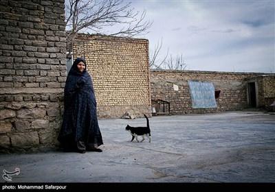 مادر شهید محمد مهاجر