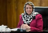 هدیه خلف عباس رئیس مجلس سوریه