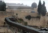 حفاری های دیوار غربی مسجد الاقصی 6
