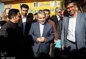 بازدید محمد باقر نوبخت از پروژه های استان البرز