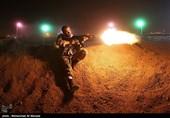 نمایشگاه و بازسازی عملیات های دفاع مقدس - بوستان ولایت