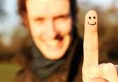 لطفاً با لبخند وارد شوید