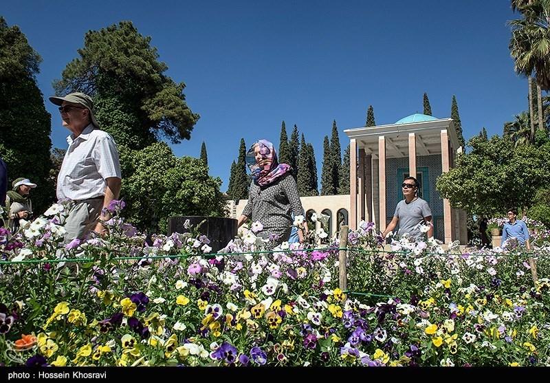 سعدیه (مقبره سعدی)در استان فارس