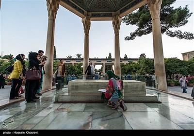 حافظیه (مقبره حافظ )شیراز - فارس