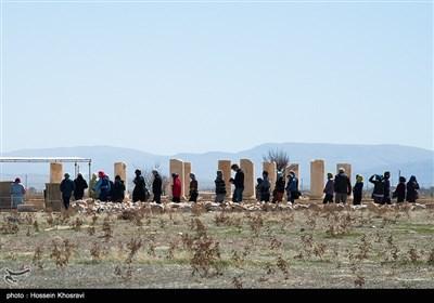 مجموعه ی تاریخی پاسارگاد در استان فارس