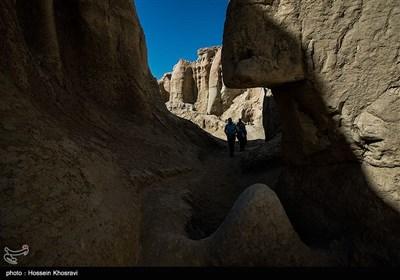 دره ی ستارگان در جزیره ی قشم استان هرمزگان