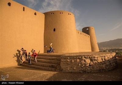 قلعه ی بیرجند در خراسان جنوبی